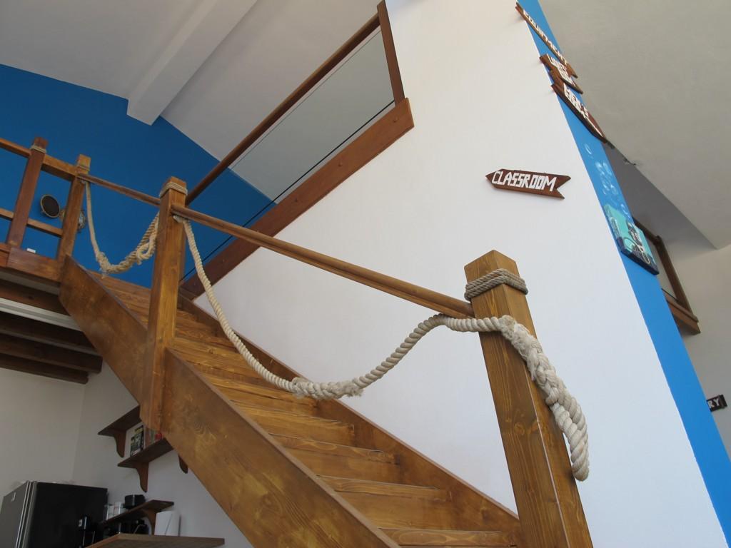 Diveness Facilities Ladder